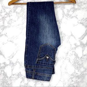 BONGO | Jewel Button Skinny Jeans